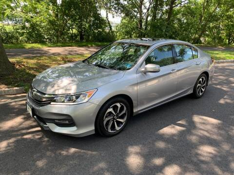2016 Honda Accord for sale at Crazy Cars Auto Sale in Jersey City NJ