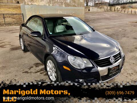 2009 Volkswagen Eos for sale at Marigold Motors, LLC in Pekin IL