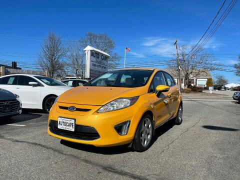2011 Ford Fiesta for sale at Auto Cape in Hyannis MA