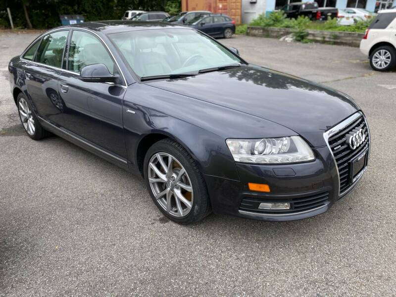 2010 Audi A6 for sale at EAST CHESTER AUTO GROUP INC. in Kingston NY