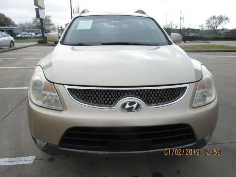 2008 Hyundai Veracruz for sale at ATLANTIC MOTORS GP LLC in Houston TX