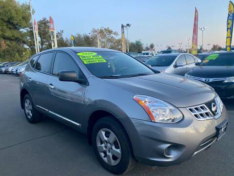 2013 Nissan Rogue for sale at Black Diamond Auto Sales Inc. in Rancho Cordova CA