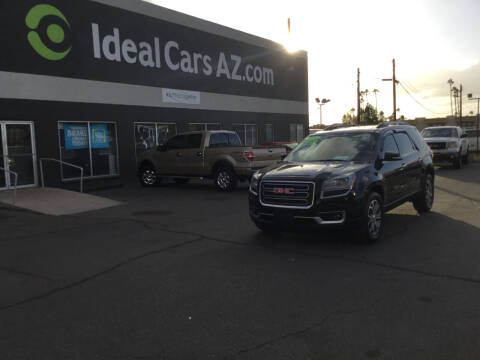 2016 GMC Acadia for sale at Ideal Cars in Mesa AZ