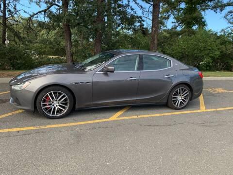 2016 Maserati Ghibli for sale at Long Island Exotics in Holbrook NY
