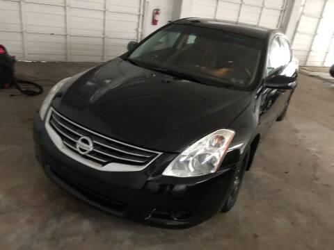 2010 Nissan Altima for sale at REGIONAL AUTO CENTER in Fredericksburg VA