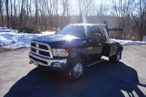 2013 RAM Ram Chassis 4500 for sale at Autos By Joseph Inc in Highland NY