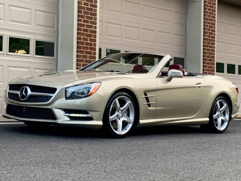 2013 Mercedes-Benz SL-Class for sale in Edgewater Park, NJ