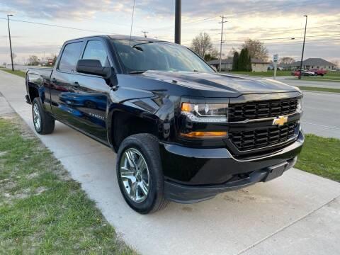 2018 Chevrolet Silverado 1500 for sale at Wyss Auto in Oak Creek WI