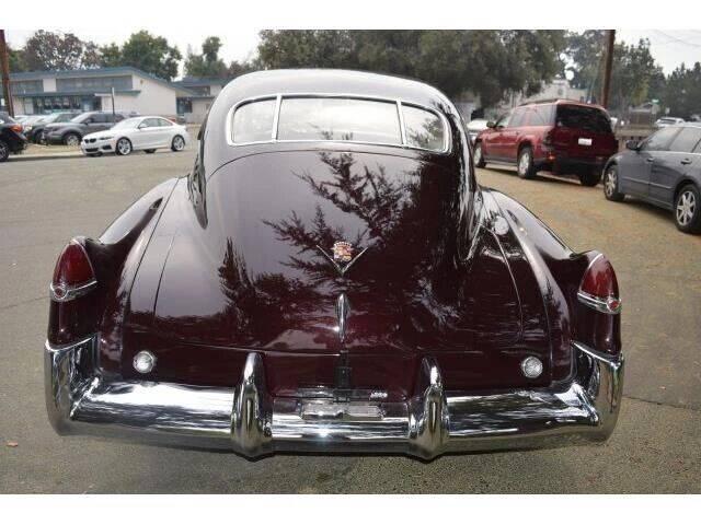 1949 Cadillac Series 62 for sale at Berliner Classic Motorcars Inc in Dania Beach FL