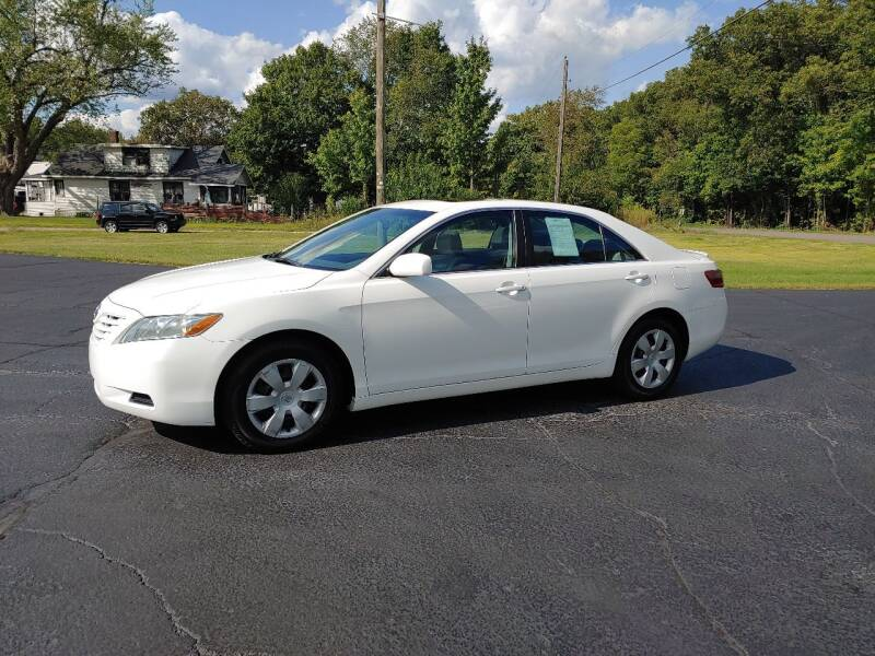 2008 Toyota Camry for sale at Depue Auto Sales Inc in Paw Paw MI