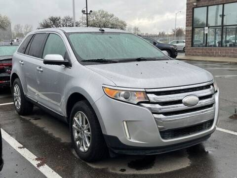 2012 Ford Edge for sale at SOUTHFIELD QUALITY CARS in Detroit MI