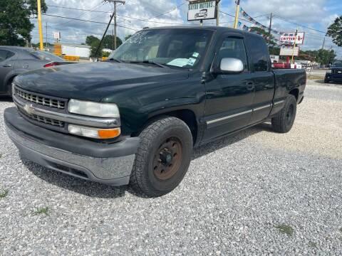 2001 Chevrolet Silverado 1500 for sale at Bayou Motors Inc in Houma LA