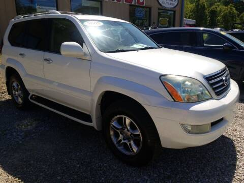 2008 Lexus GX 470 for sale at W V Auto & Powersports Sales in Cross Lanes WV