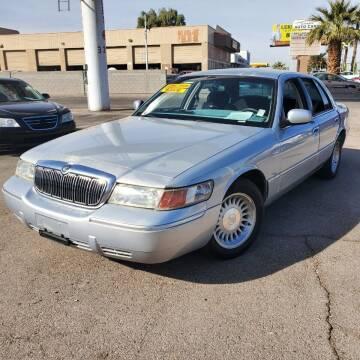 1998 Mercury Grand Marquis for sale at TJ Motors in Las Vegas NV