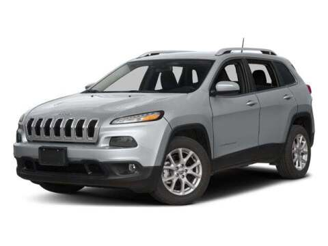 2016 Jeep Cherokee for sale at North Olmsted Chrysler Jeep Dodge Ram in North Olmsted OH