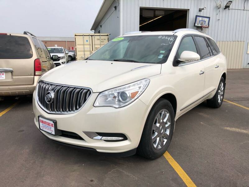 2015 Buick Enclave for sale at De Anda Auto Sales in South Sioux City NE