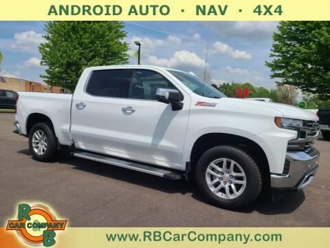 2019 Chevrolet Silverado 1500 for sale at R & B Car Company in South Bend IN