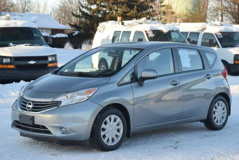 2014 Nissan Versa Note for sale at GREENPORT AUTO in Hudson NY