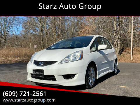 2009 Honda Fit for sale at Starz Auto Group in Delran NJ