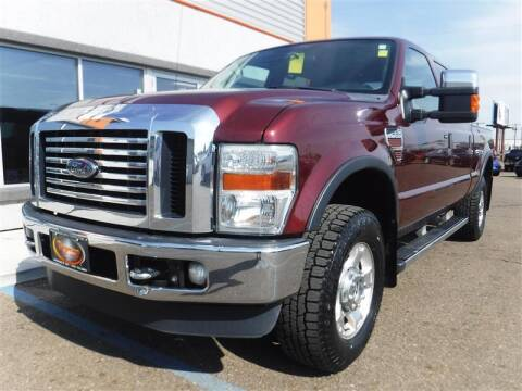 2010 Ford F-350 Super Duty for sale at Torgerson Auto Center in Bismarck ND
