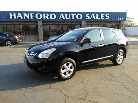 2013 Nissan Rogue for sale at Hanford Auto Sales in Hanford CA