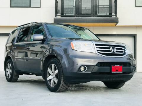 2015 Honda Pilot for sale at Avanesyan Motors in Orem UT