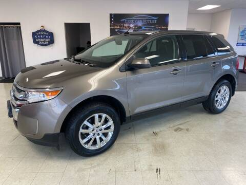 2013 Ford Edge for sale at Used Car Outlet in Bloomington IL