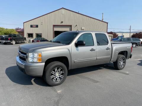2007 Chevrolet Silverado 1500 for sale at Auto Image Auto Sales in Pocatello ID