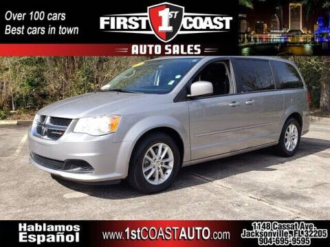 2013 Dodge Grand Caravan for sale at 1st Coast Auto -Cassat Avenue in Jacksonville FL