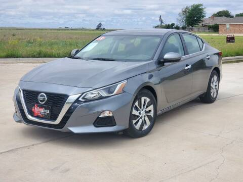 2019 Nissan Altima for sale at Chihuahua Auto Sales in Perryton TX