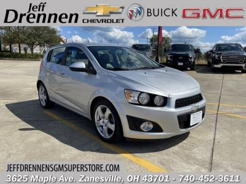 2014 Chevrolet Sonic for sale at Jeff Drennen GM Superstore in Zanesville OH