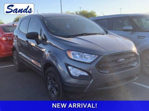 2019 Ford EcoSport for sale at Sands Chevrolet in Surprise AZ