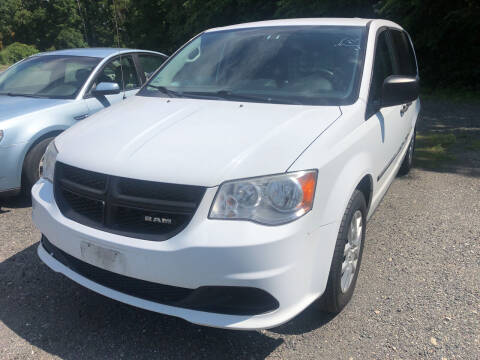 2014 RAM C/V for sale at AUTO OUTLET in Taunton MA