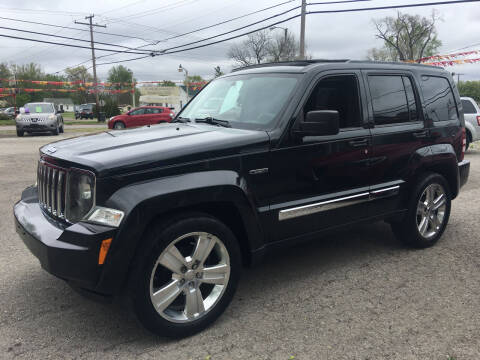 2011 Jeep Liberty for sale at Antique Motors in Plymouth IN