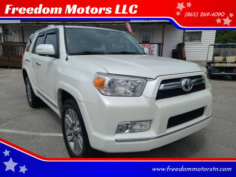2013 Toyota 4Runner for sale at Freedom Motors LLC in Knoxville TN