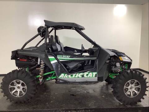 2012 Arctic Cat WILDCAT 1000 H.O for sale at Eastside Auto Sales in El Paso TX