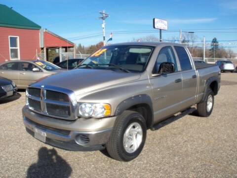 2003 Dodge Ram Pickup 1500 for sale at Country Side Car Sales in Elk River MN