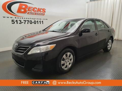 2011 Toyota Camry for sale at Becks Auto Group in Mason OH
