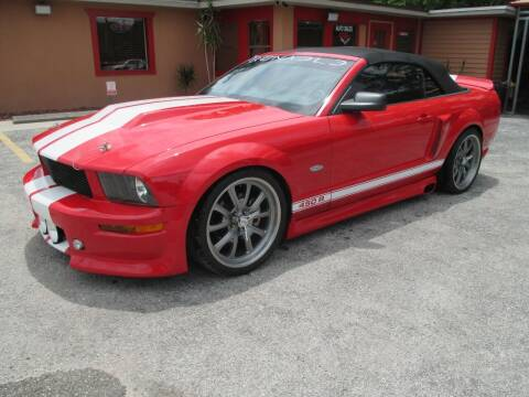 2007 Ford Mustang for sale at Auto Liquidators of Tampa in Tampa FL