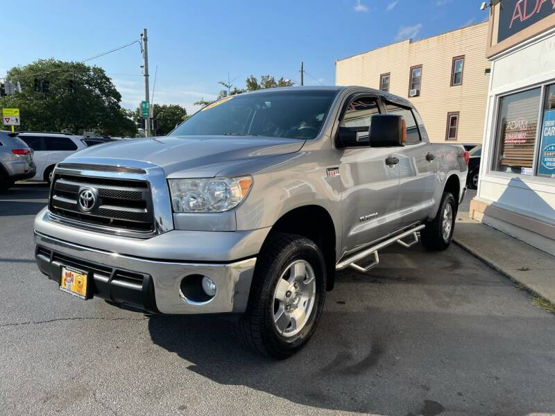 2012 Toyota Tundra for sale at ADAM AUTO AGENCY in Rensselaer NY