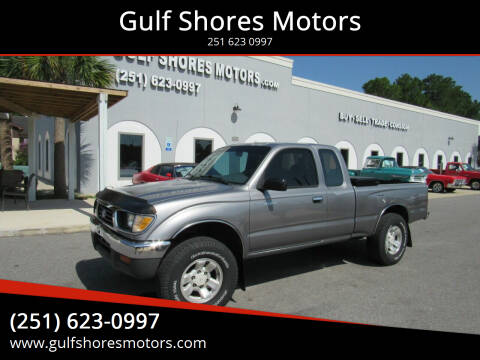 1996 Toyota Tacoma for sale at Gulf Shores Motors in Gulf Shores AL