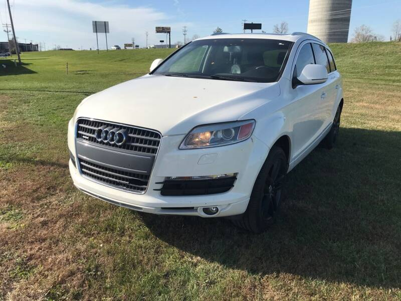 2007 Audi Q7 for sale at Best Deal Auto Sales in Saint Charles MO