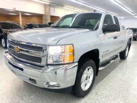 2013 Chevrolet Silverado 1500 for sale at Dixie Motors in Fairfield OH