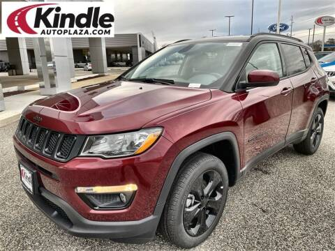 2021 Jeep Compass for sale at Kindle Auto Plaza in Middle Township NJ