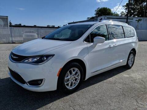 2020 Chrysler Pacifica for sale at Handicap of Jackson in Jackson TN