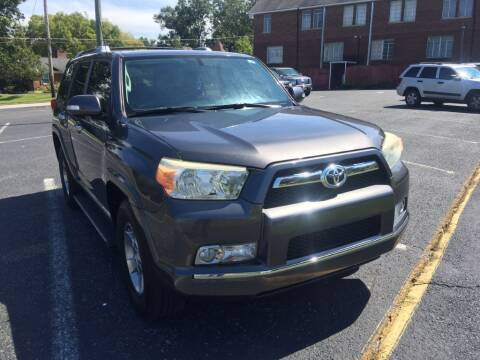 2011 Toyota 4Runner for sale at DEALS ON WHEELS in Moulton AL