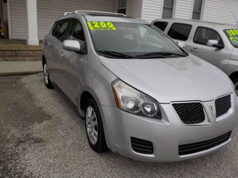 2009 Pontiac Vibe for sale at SEBASTIAN AUTO SALES INC. in Terre Haute IN