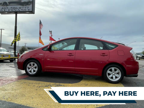 2009 Toyota Prius for sale at 1st Choice Auto L.L.C in Oklahoma City OK