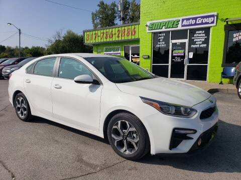 2020 Kia Forte for sale at Empire Auto Group in Indianapolis IN