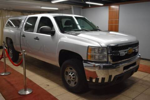 2012 Chevrolet Silverado 2500HD for sale at Adams Auto Group Inc. in Charlotte NC